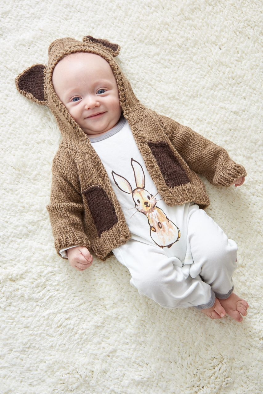 446a1cf6b 5 Baby Sweater Patterns for Your Little Animals