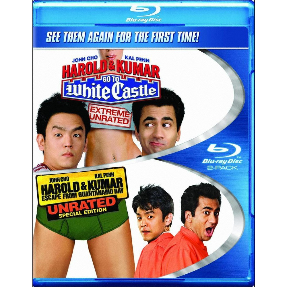 Harold And Kumar Escape From Guantanamo Bay Full Movie Free harold & kumar go to white castle / escape from guantanamo