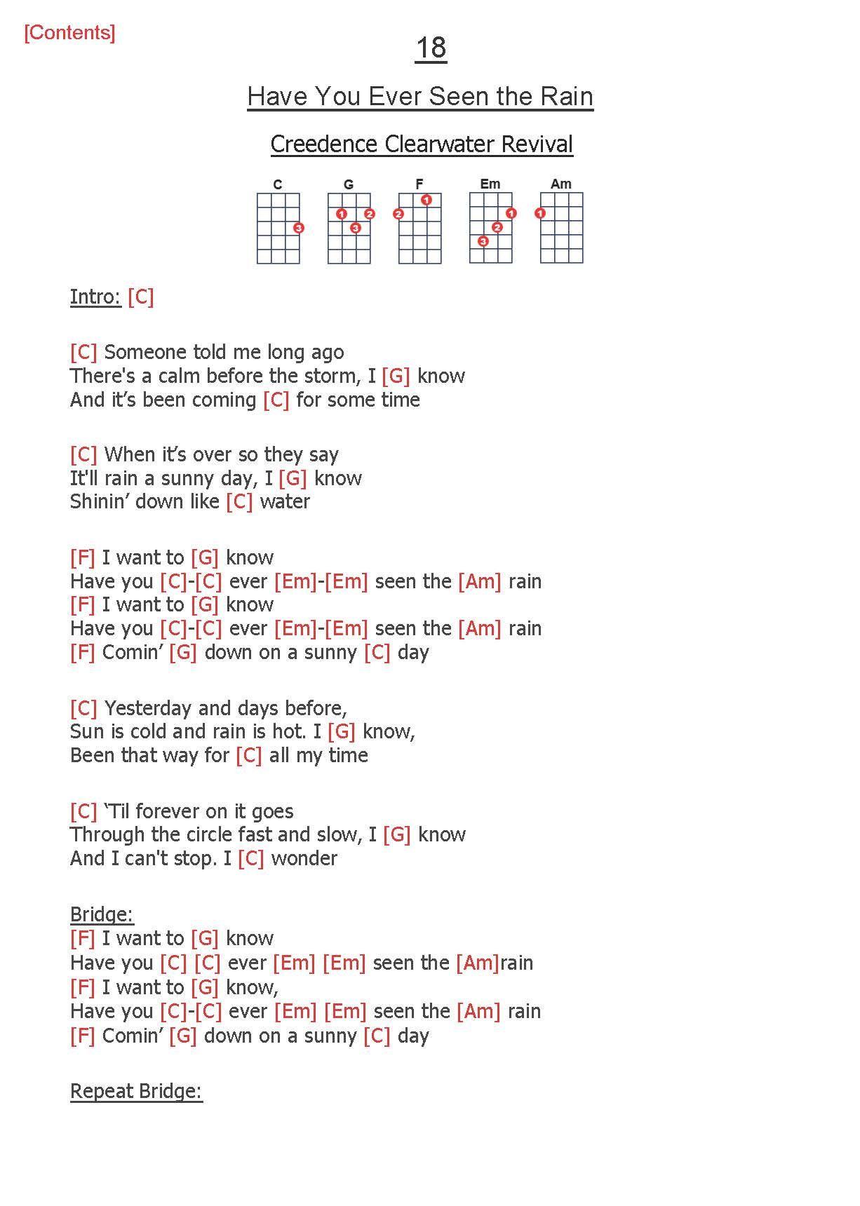 Pin on Sebs Uke Songbook No.4