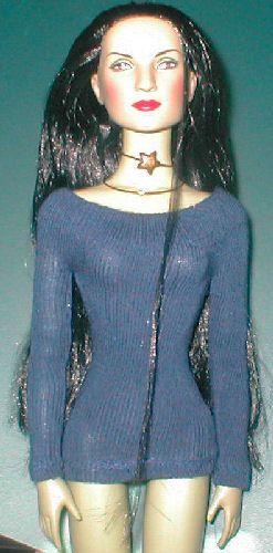 Making Barbie sweaters out of socks | Patrones para Barbie ...