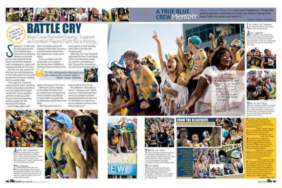 Creative Yearbook Headlines Explore Tx Yearbook Layout Yearbook And More Yearbook Layouts Yearbook Design Yearbook Covers