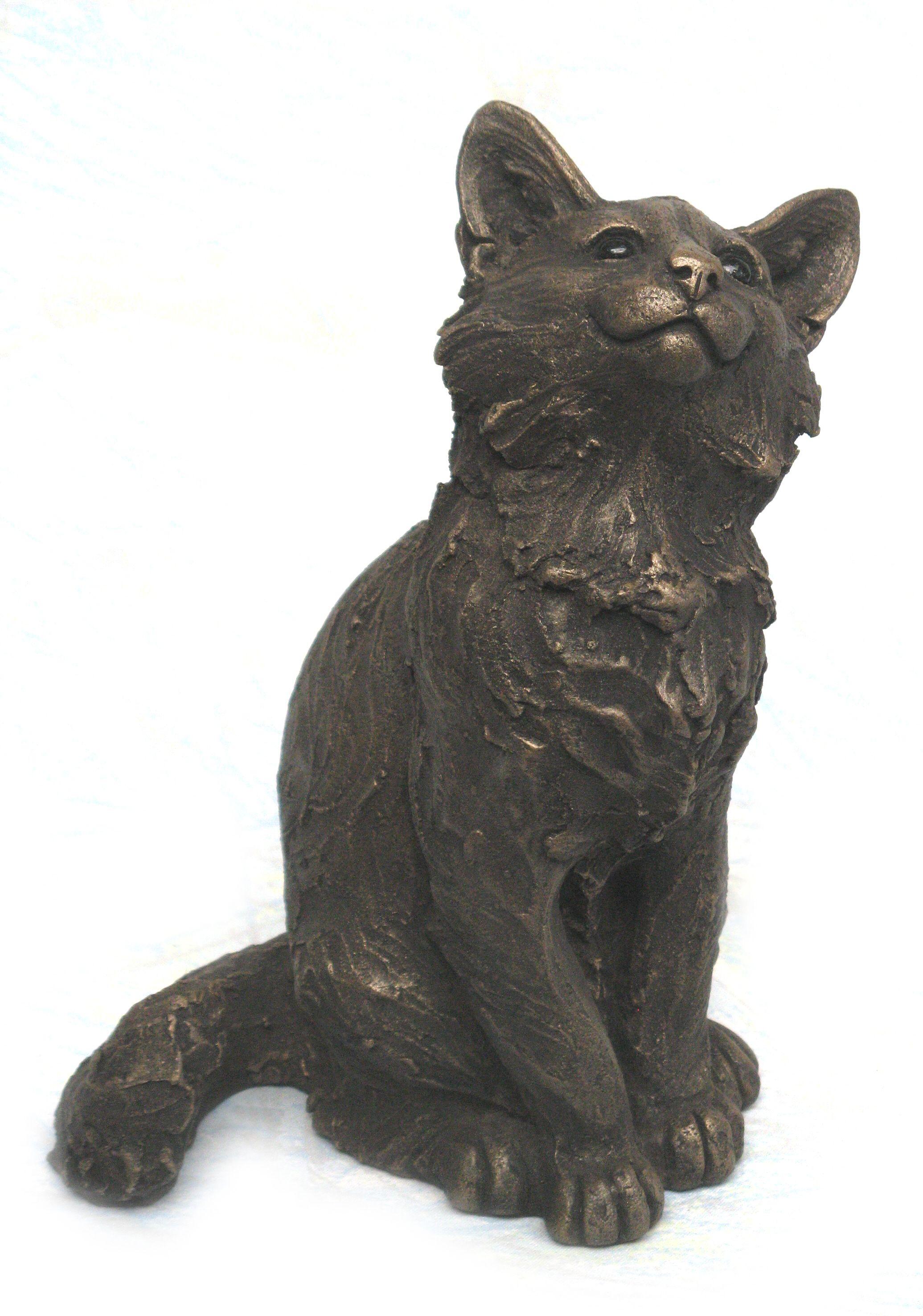 in product overstock satuette cat home stone lucky free handmade neko garden maneki shipping japanese indonesia today statue