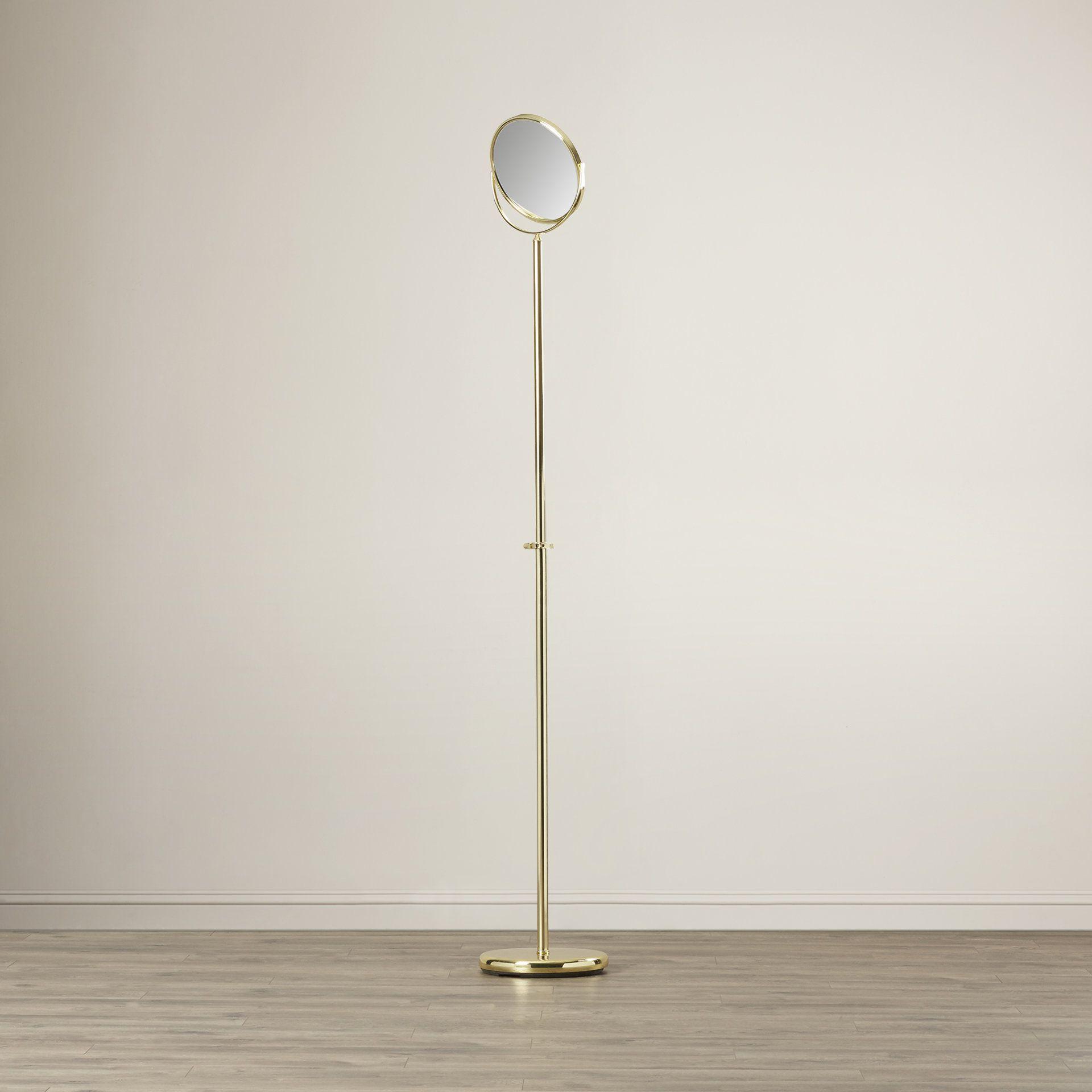 Adjustable Floor Mirror | Products | Pinterest | Floor mirror and ...