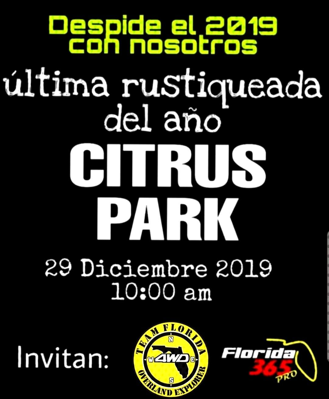 Come with us and enjoy the last meet for this year