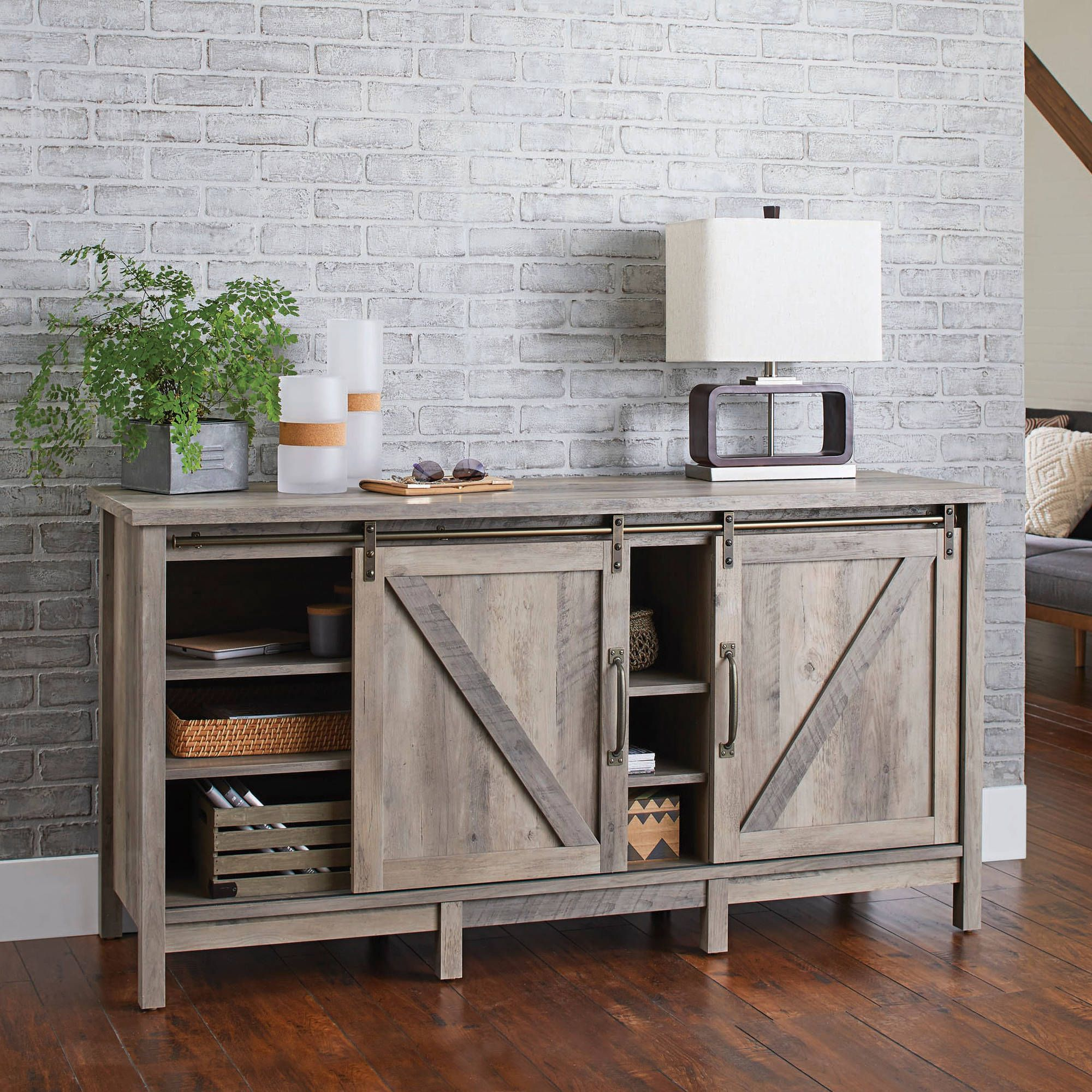 better homes and gardens tv stand. Better Homes And Gardens Modern Farmhouse TV Stand For TVs Up To 60\ Tv D