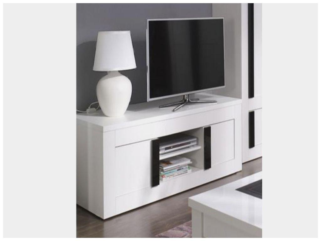 Meuble Tv Blanc Hauteur 60 Cm