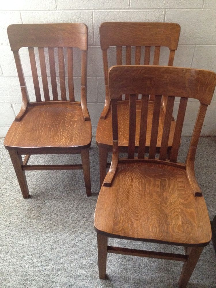 Swell Tiger Oak Chairs 3 Newly Finished Wow Comps Short Links Chair Design For Home Short Linksinfo