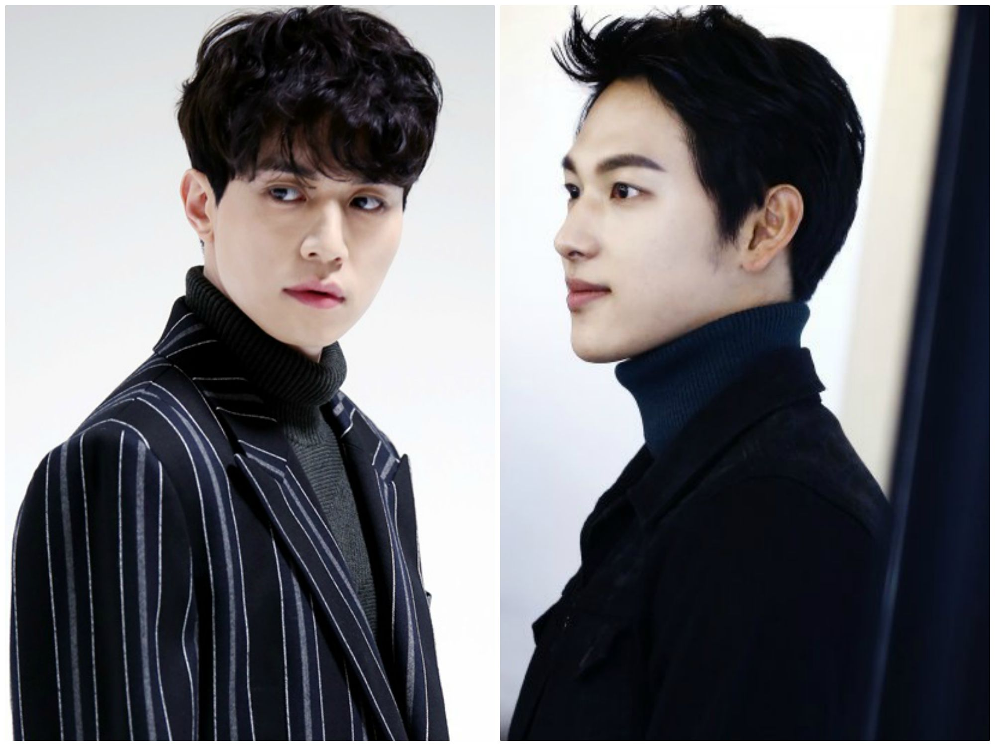 Actor Lee Dong Wook confirmed the appearance of the drama 'Strangers from Hell' with Im Si Wan