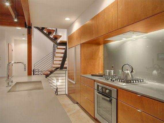 #New inspiration: Modern wooden... http://babycoupon.biz/ Kitchen Designs Kitchen Designers Plus - Award winning kitchen designers specializing in affordable luxury,