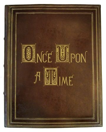 Once Upon A Time Fairy Tale Book Covers