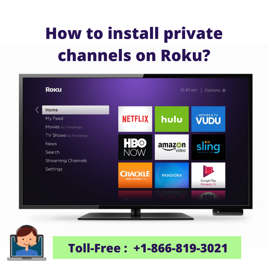 Learn from Roku tech specialists how to install and