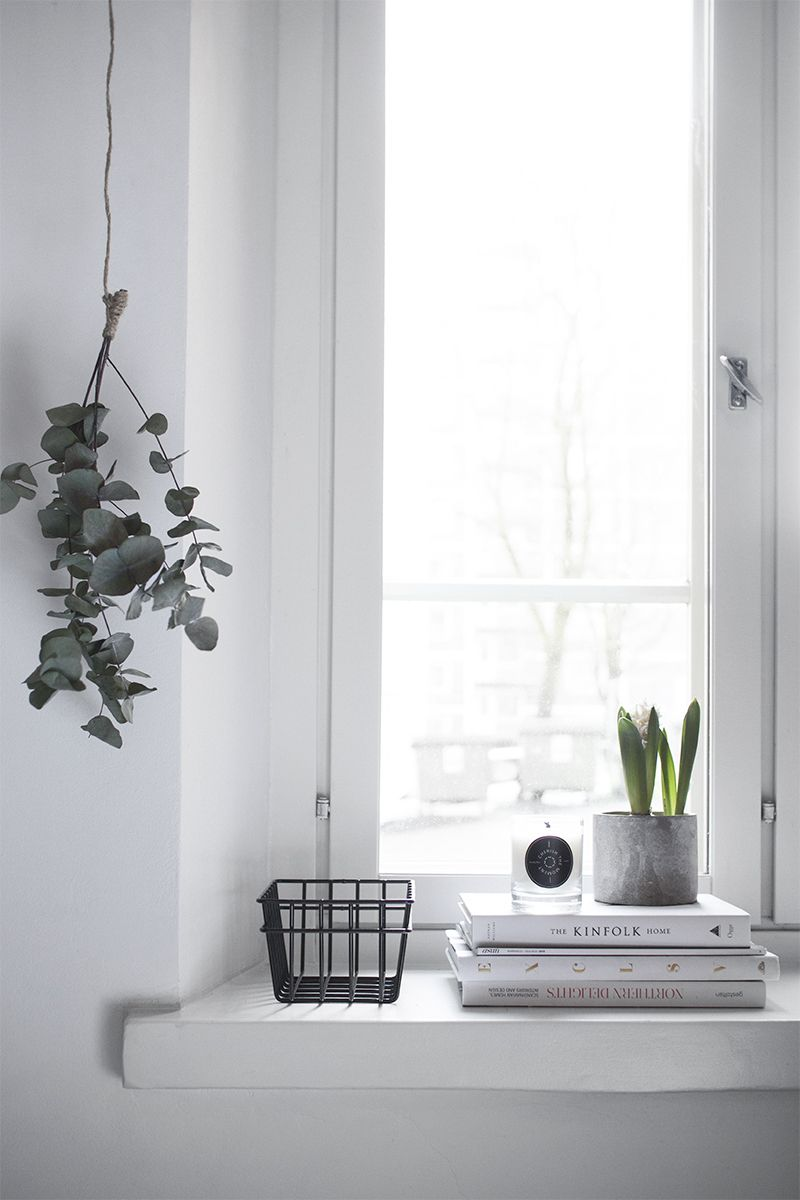 Pihkala: IKKUNALAUDALLA | Window decor | home decor details ...
