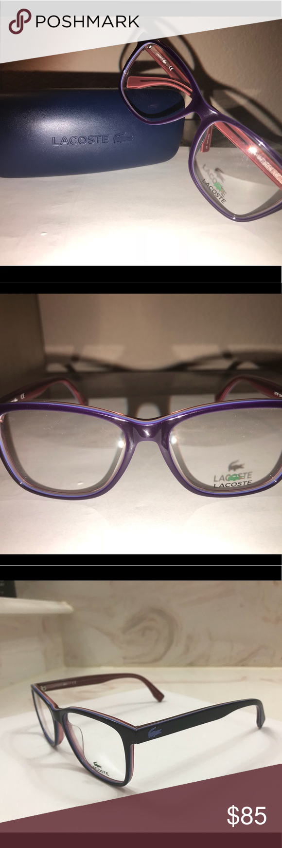 98c30ee20d6 Lacoste Women s Frames Model L2776 Lacoste Women s Brand New Frames With  Box ! Lacoste Accessories Glasses