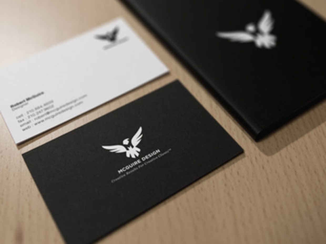 55 Inspiring Business Card Designs | Business cards and Business