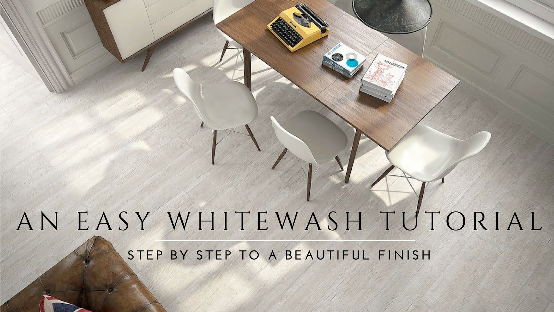 How To Whitewash And Seal A Wood Floor Diy Steps Milk Paint Lime Wash White Washed Floors Wood Parquet Flooring Flooring