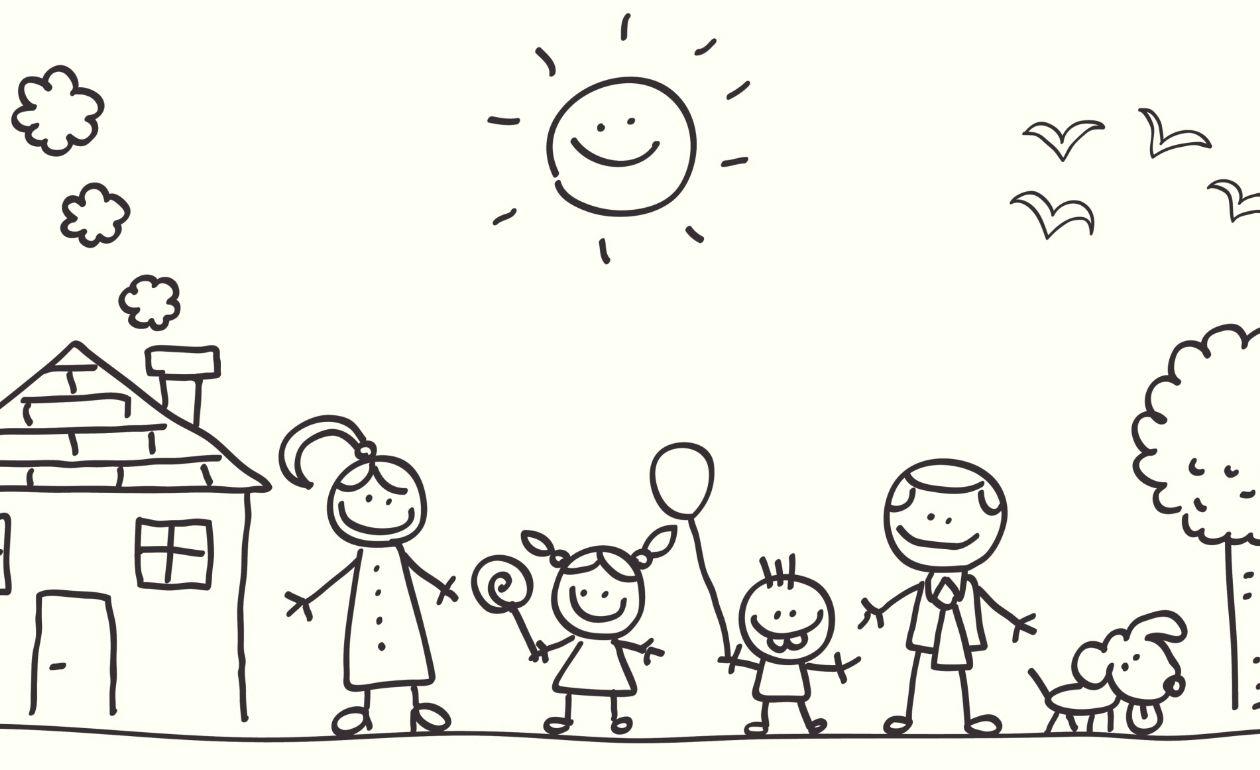 Dia Das Maes Desenhos Para Colorir Desenho De Crianca Desenhos