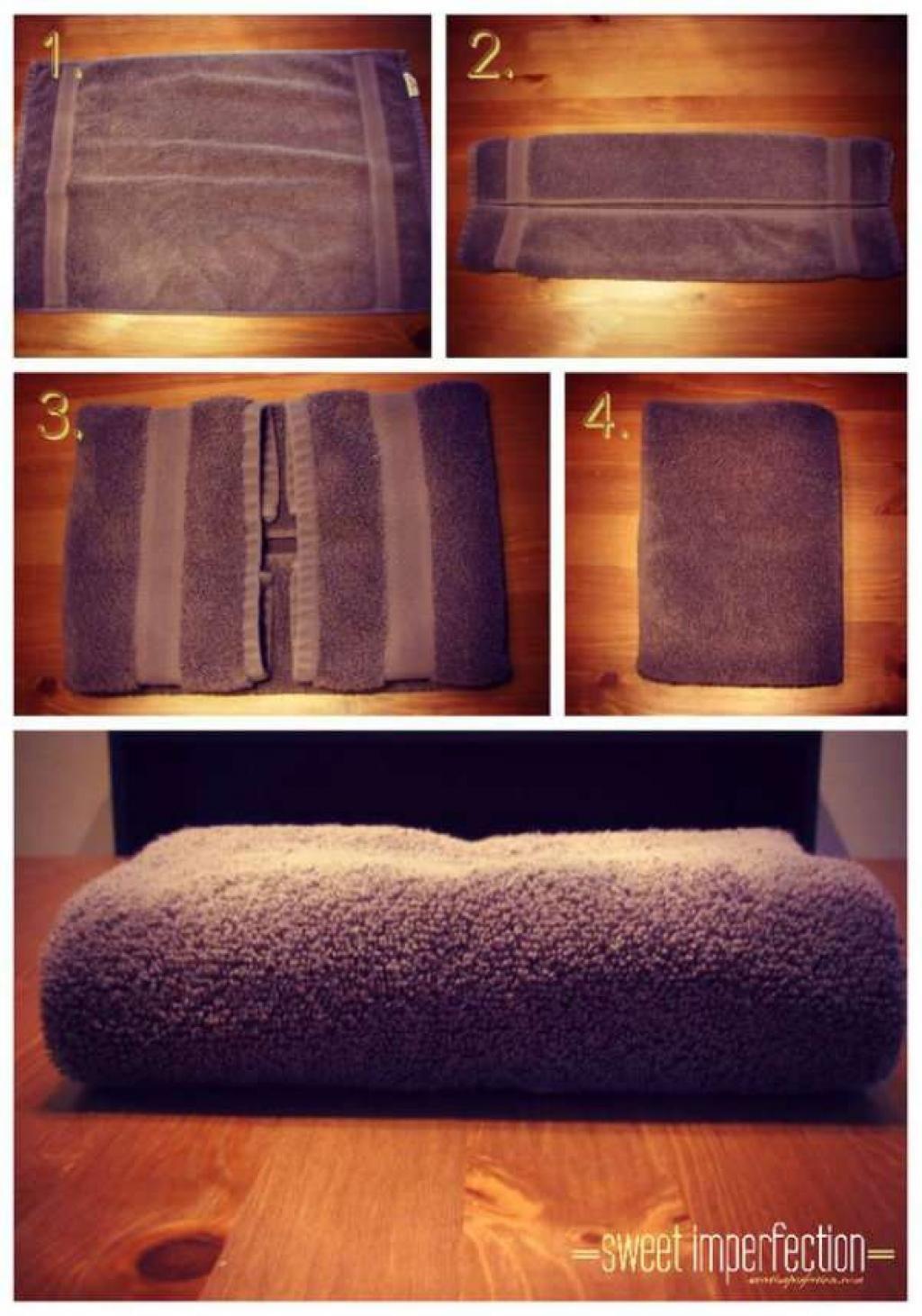pliez vos v tements comme au magasin avec ces 10 tutoriels et vous gagnerez de l 39 espace. Black Bedroom Furniture Sets. Home Design Ideas