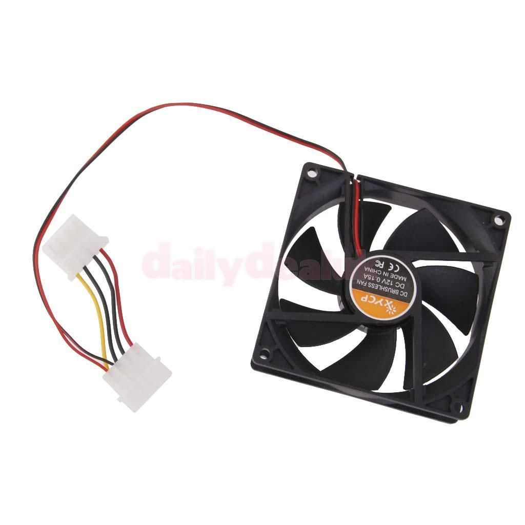 3 07 12v Mini Cooling Computer Fan 90mm X 90mm Dc Brushless 2
