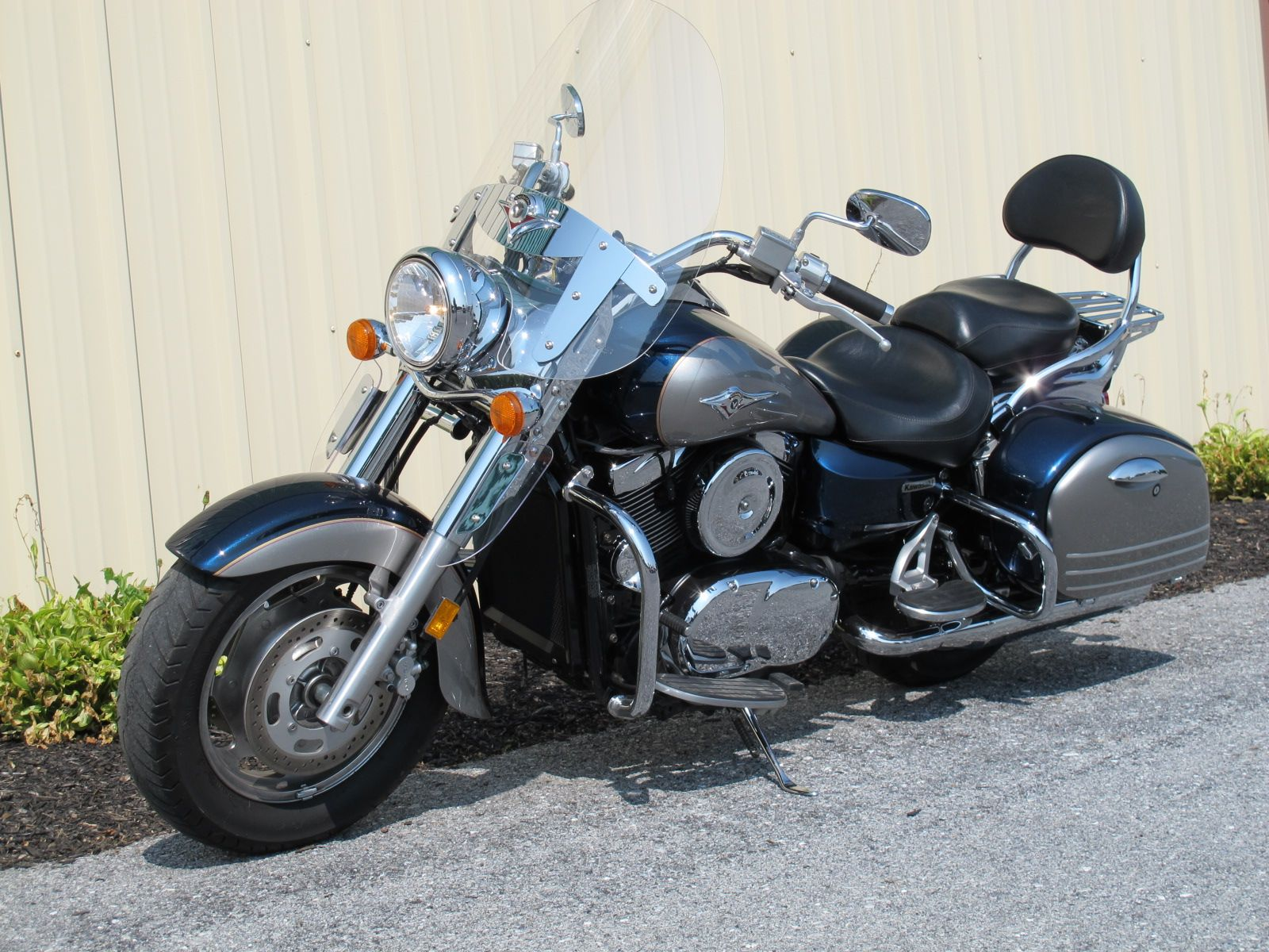 Wengers Of Myerstown >> Kawasaki Vulcan Nomad Motorcycles for sale at Wengers of Myerstown | Bikes for Sale