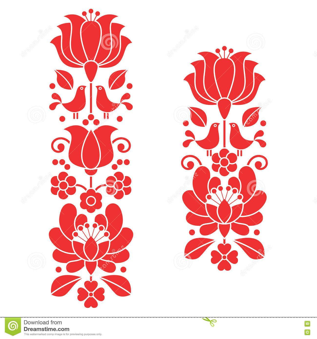 Slovenske Ludove Malby Ornament Vzory Lidov