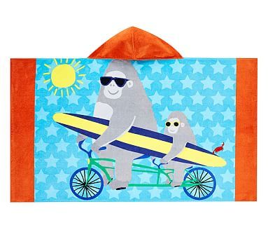 Gorilla Beach Wrap Beach Wrap Beach Kids Pottery Barn Kids