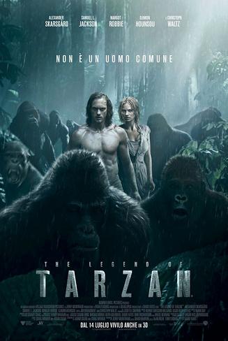 The Legend Of Tarzan 2016 Cb01 Co Film Gratis Hd Streaming E Download Alta Definizione Tarzan Goede Films Film