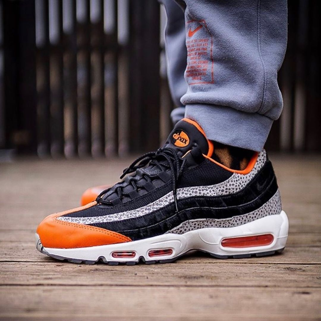 """1⃣8⃣ Nike Air Max 95""""KRSS"""" from the"""