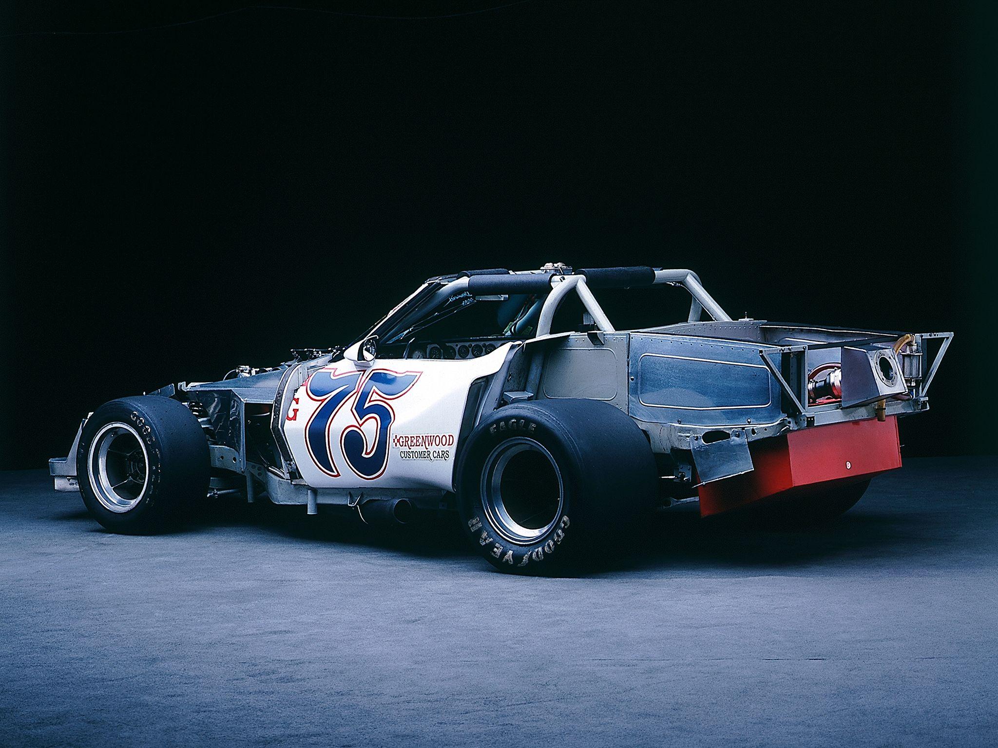 1974 Greenwood Chevrolet Corvette Imsa Road Racing G T C 3