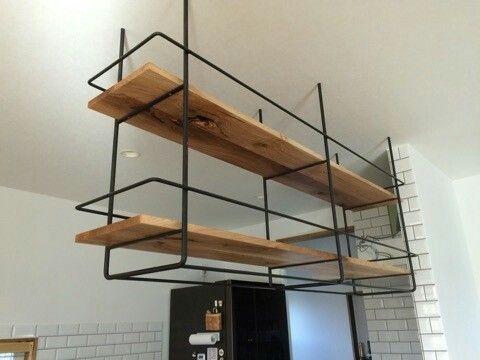キッチン オープン吊り戸棚 キッチン 吊り棚 吊り棚 吊り戸棚