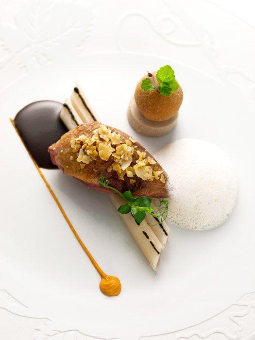 L 39 art dans vos assiettes venez dresser et shooter comme - Chef de cuisine definition ...