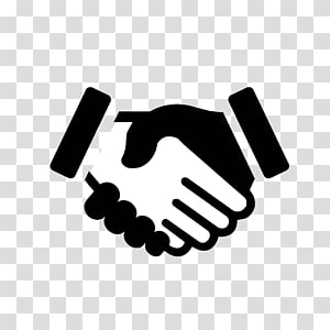 Black And White Hand Logo Computer Icons Handshake Symbol Shake Hands Transparent Background Png Clipart Hand Logo Transparent Background Computer Icon