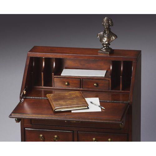 Exceptionnel Found It At Wayfair   Danforth Secretary Desk