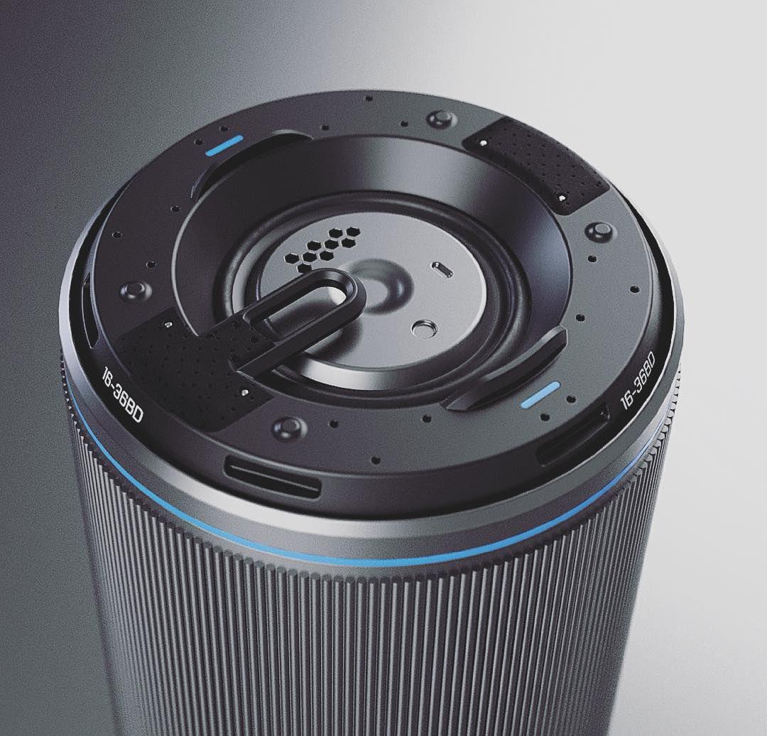 「 Klimov Steel #klimov #fusion360 #cad #render #cg #concept #design #art #product #industrial 」