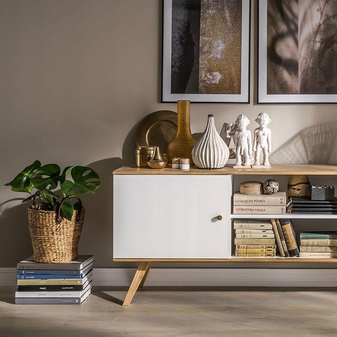 Meuble Tv Table Basse Assorti meuble de télévision pour le salon style scandinave design