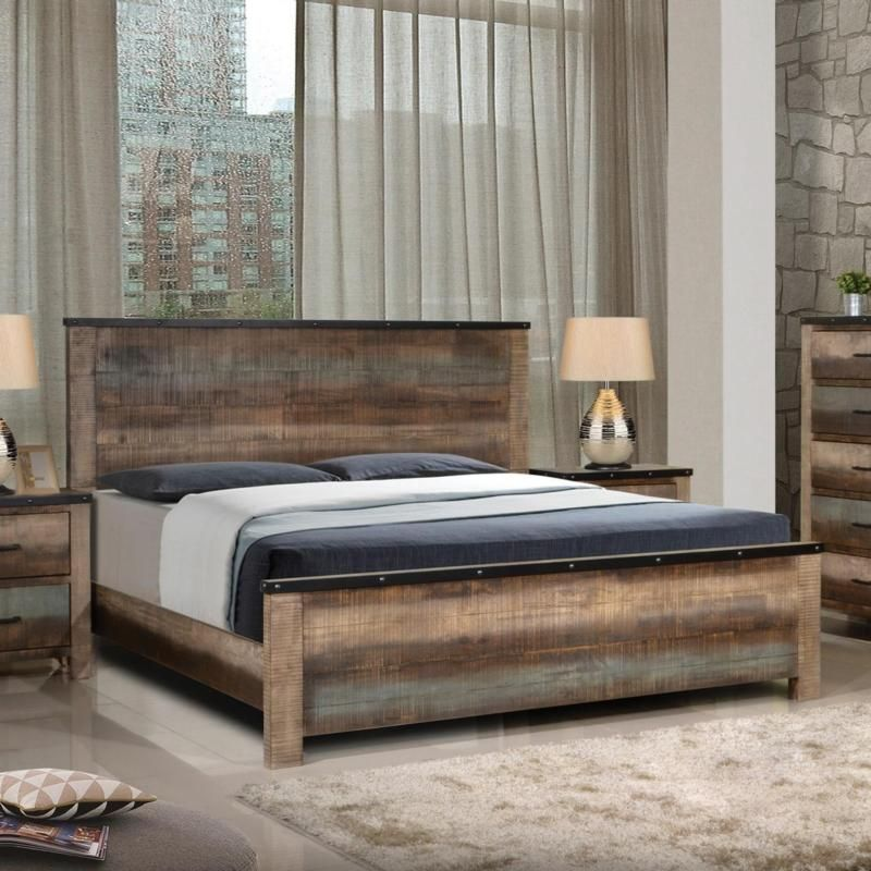 Large Picture of Coaster Furniture Sembene 205091Q Queen Bed ...