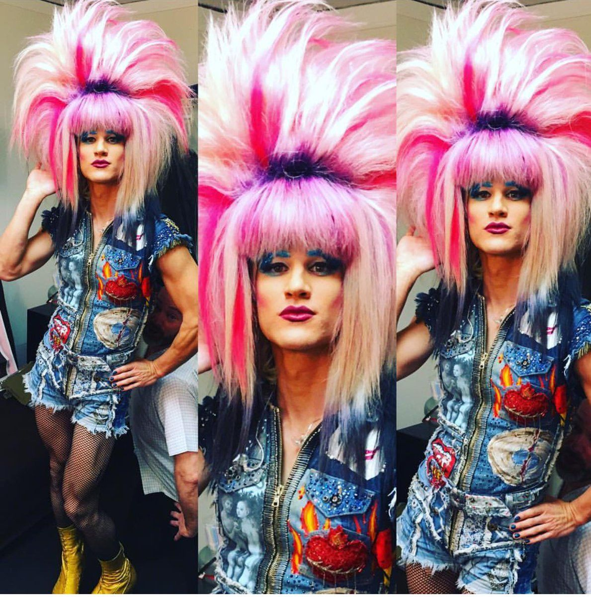 Darren criss hedwig and the angry inch all things glee the cast darren criss hedwig and the angry inch biocorpaavc