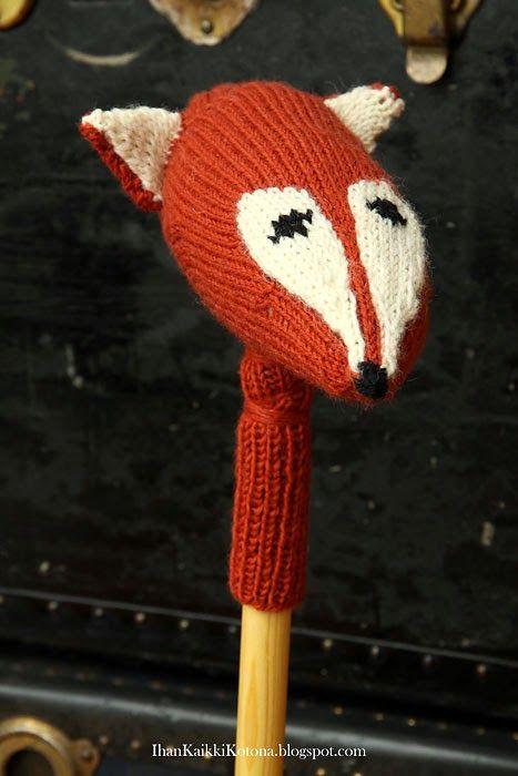 stick fox - Ihan Kaikki Kotona