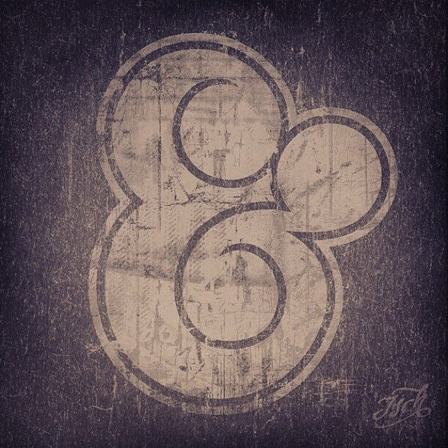 Ampersand! __ Hand Lettering by [ts]Christer