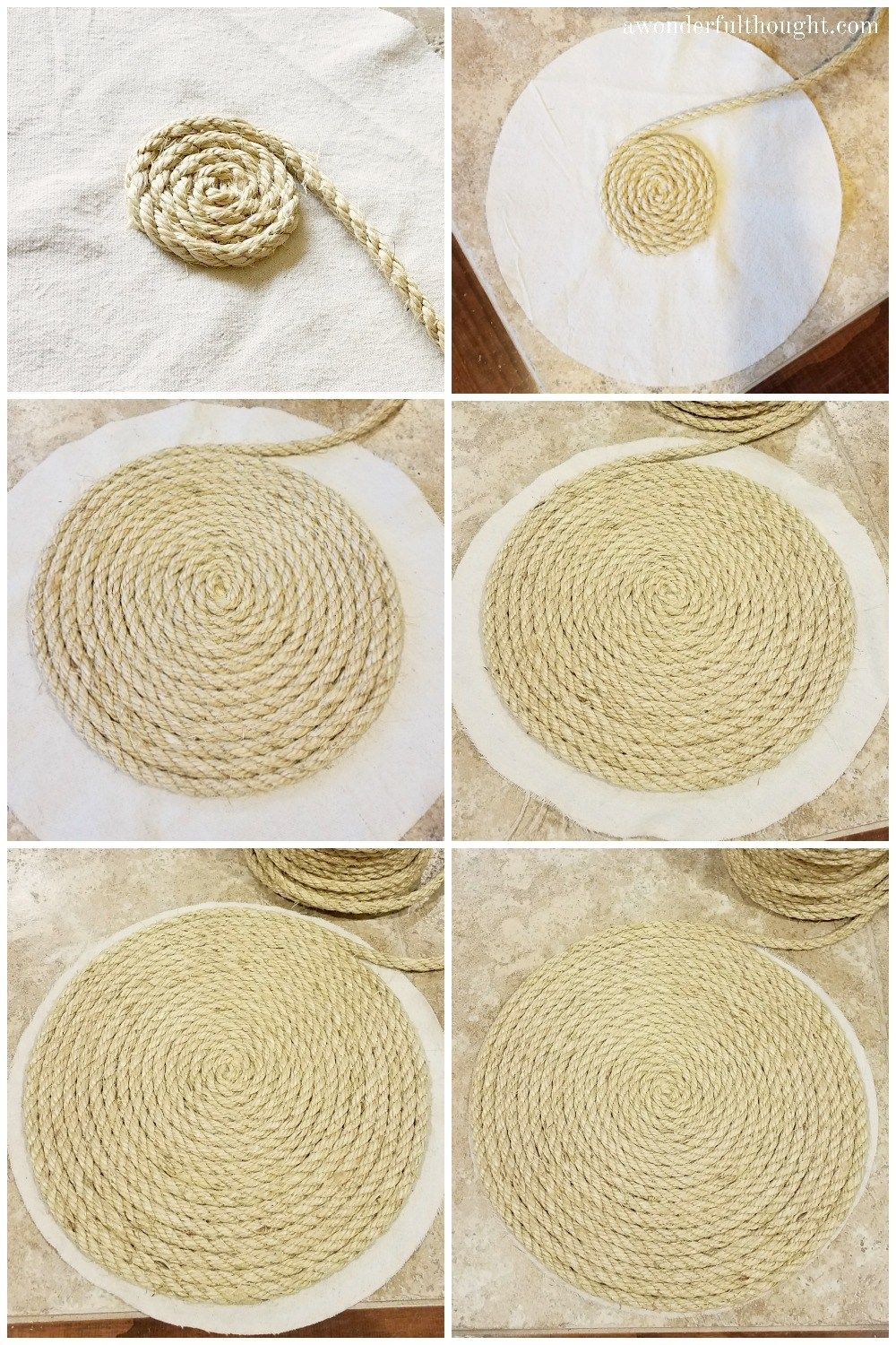 DIY Rope Chargers