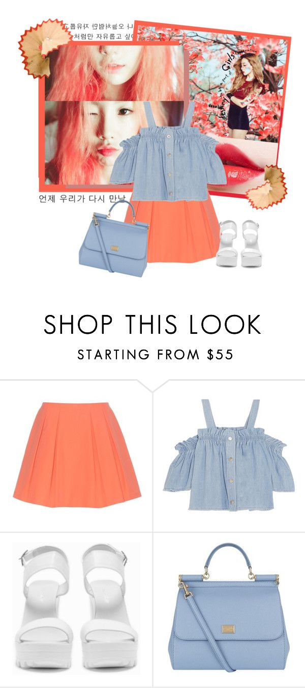 """""""Без названия #487"""" by songjieun ❤ liked on Polyvore featuring Tiffany & Co., Again, Alice + Olivia, Steve J & Yoni P, Nly Shoes and Dolce&Gabbana"""