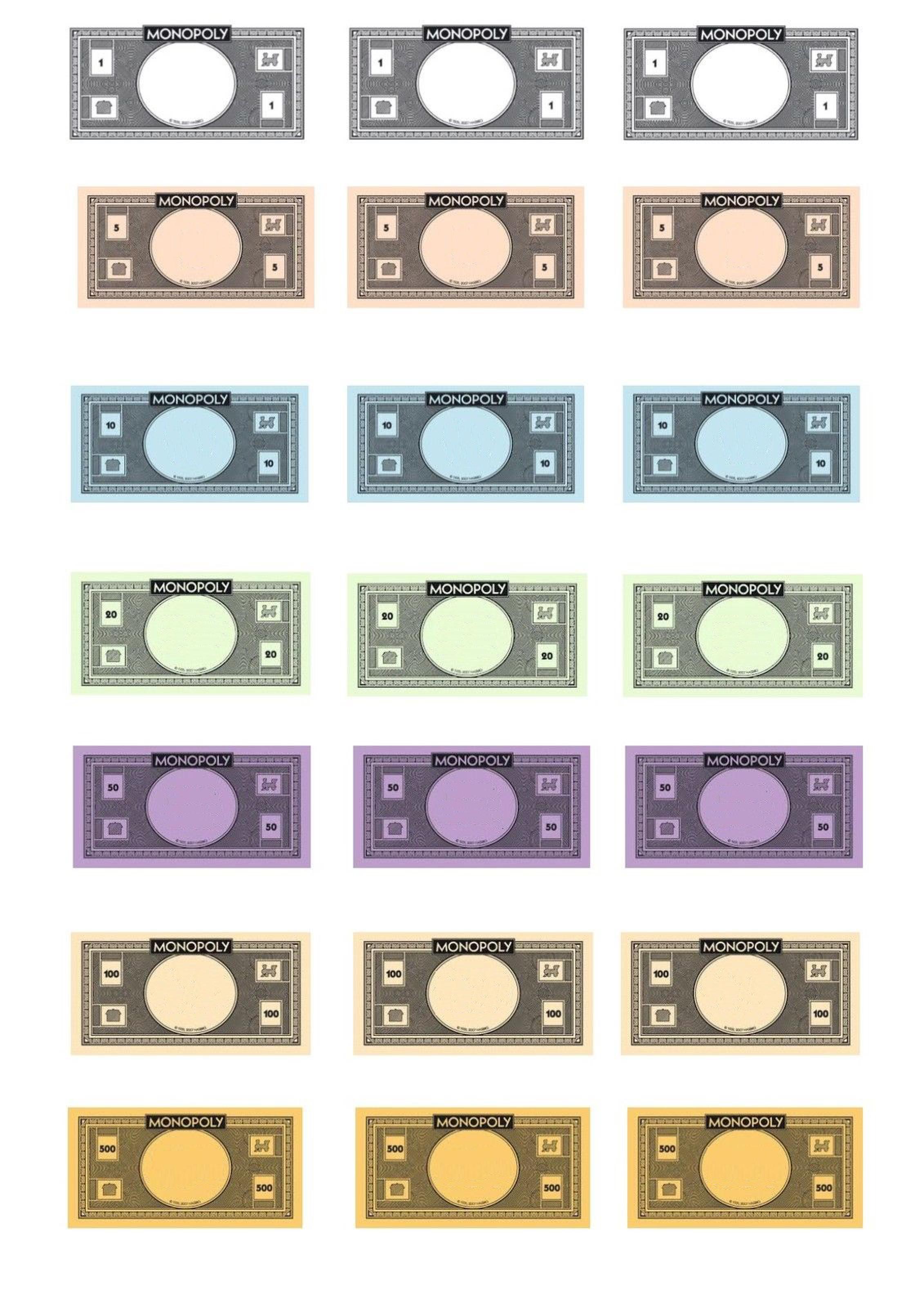 Monopoly Geld Drucken Pdf : monopoly, drucken, Monopoly, Money, Looking, Editable, Space, Face?, Download, Mo…, Template,, Printable, Money,