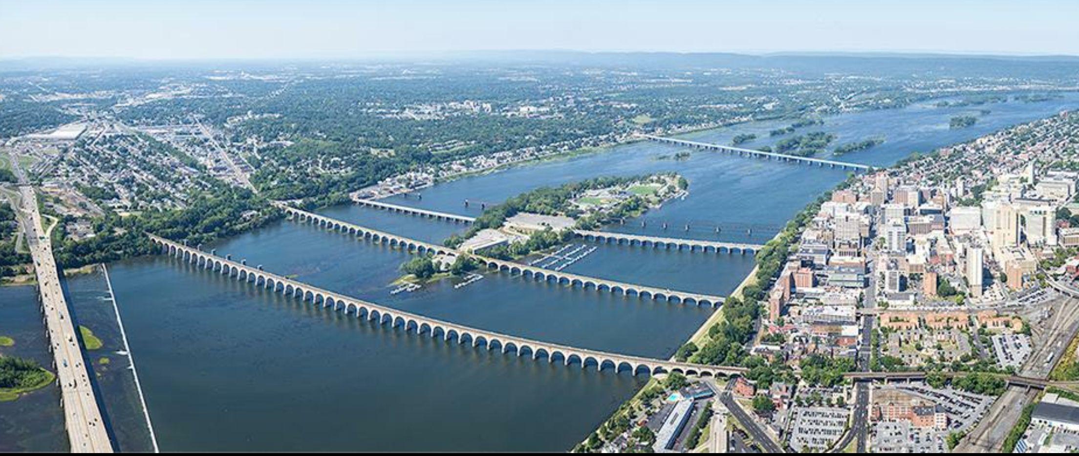 Harrisburg pa aerial view aerial view favorite places