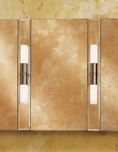 Vanity Light Electrical Rough In : Robern Flat Mirrored Medicine Cabinet by Robern. USD 951.92. Robern. MT16D6FPLE. Bathroom Cabinets ...