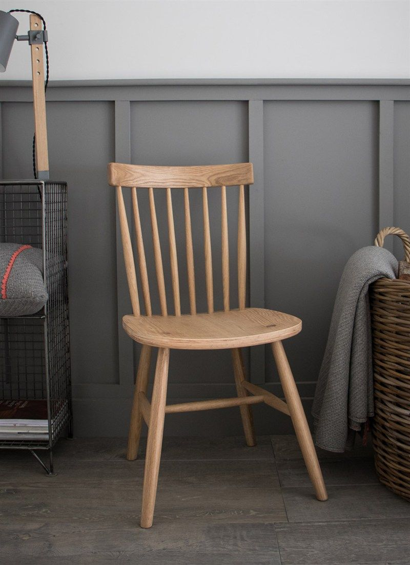 the smart occasional spindle back chair is a lovely choice when
