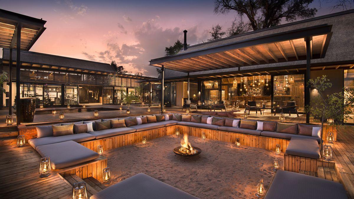 Lion Sands Game Reserve Luxury Safari Lodges in Sabi