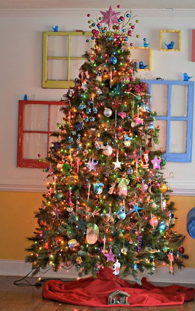The Intentional Home How to Have a Pretty Christmas Tree Even When