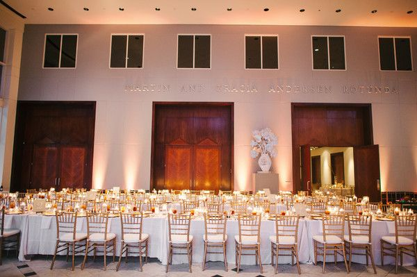 Reception In The Marble Floor Rotunda Omaorlando Floormuseum Of Artwedding Venuesgrahamamandaorlandoreceptionwedding Stuffwedding Venues