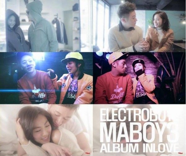 "Electroboyz return with ""Ma Boy 3″ feat. After School's Nana on 'M! Countdown'!"