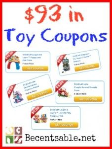 Fisher Price Toy Coupons Little People Laugh Learn And More Printable Toys Fisher Price Toys Coupons