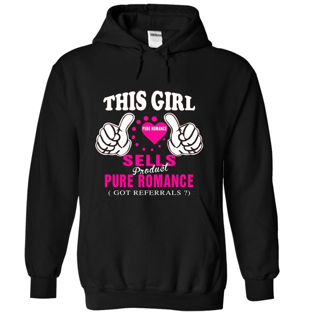 Are You a PURE ROMANCE? Hoodies, Caucasian shepherd dog